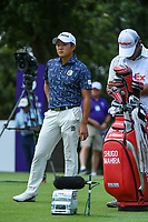 Shugo Imahira (JPN) looks over his tee shot on 8 during round 3 of the WGC FedEx St. Jude Invitational, TPC Southwind, Memphis, Tennessee, USA. 7/27/2019.<br /> Picture Ken Murray / Golffile.ie<br /> <br /> All photo usage must carry mandatory copyright credit (© Golffile | Ken Murray)