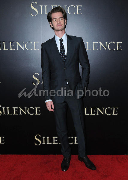 """05 January 2017 - West Hollywood, California - Andrew Garfield. """"Silence"""" Los Angeles Premiere held at the Directors Guild of America. Photo Credit: Birdie Thompson/AdMedia"""