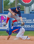 2015-03-08 MLB: Red Sox at Mets Spring Training