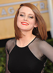 Sophie McShera attends The 20th SAG Awards held at The Shrine Auditorium in Los Angeles, California on January 18,2014                                                                               © 2014 Hollywood Press Agency