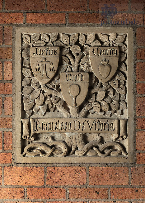Relief outside the Dean's office
