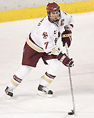 Peter Harrold - Boston College defeated Princeton University 5-1 on Saturday, December 31, 2005 at Magness Arena in Denver, Colorado to win the Denver Cup.  It was the first meeting between the two teams since the Hockey East conference began play.