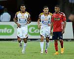 Medellín- Deportes Tolima venció 3 goles por 2 a Deportivo Independiente Medellín, en el partido correspondiente a la fecha 15 del Torneo Clasura 2014, desarrollado en el Atanasio Girardot, el 18 de octubre. Charles Monsalvo anotó para Tolima en el minuto 30.