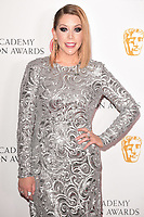 Katherine Ryan<br /> in the winners room for the BAFTA TV Awards 2018 at the Royal Festival Hall, London<br /> <br /> ©Ash Knotek  D3401  13/05/2018