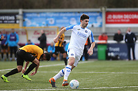 Andreas Robinson of Havant and Waterlooville in action during Maidstone United vs Havant and Waterlooville, Vanarama National League Football at the Gallagher Stadium on 9th March 2019