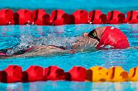 Picture by Alex Whitehead/SWpix.com - 06/04/2018 - Commonwealth Games - Swimming - Optus Aquatics Centre, Gold Coast, Australia - Alice Tai of England during the Women's S9 100m Backstroke heats.