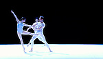 "English National Ballet's mixed bill ""A Million Kisses To My Skin"" Maria Kochetkova, Fabian Reimair, Cesar Morales"