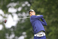Tim Widing of Team Sweden on the 13th tee during Round 4 of the WATC 2018 - Eisenhower Trophy at Carton House, Maynooth, Co. Kildare on Saturday 8th September 2018.<br />
