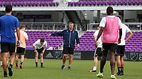 Orlando, Florida - Friday January 12, 2018: Todd Yeagley. The 2018 adidas MLS Player Combine Skills Testing was held Orlando City Stadium.