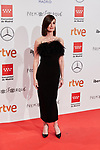 Paz Vega attends to XXV Forque Awards at Palacio Municipal de Congresos in Madrid, Spain. January 11, 2020. (ALTERPHOTOS/A. Perez Meca)