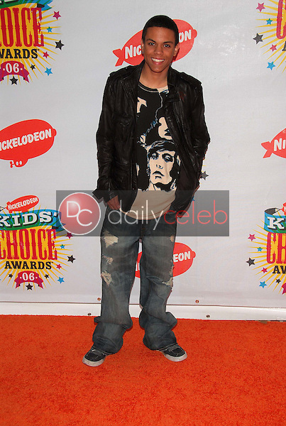 Evan Ross Naess<br />at Nickelodeon's 19th Annual Kids' Choice Awards. Pauley Pavilion, Westwood, CA. 04-01-06<br />Dave Edwards/DailyCeleb.com 818-249-4998