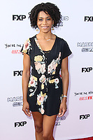 HOLLYWOOD, LOS ANGELES, CA, USA - JULY 14: Kelly McCreary at the Los Angeles Premiere Of FX's 'You're The Worst' And 'Married' held at Paramount Studios on July 14, 2014 in Hollywood, Los Angeles, California, United States. (Photo by Xavier Collin/Celebrity Monitor)