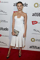 www.acepixs.com<br /> <br /> October 12 2017, London<br /> <br /> Niomi Smart arriving at the Virgin Holidays Attitude Awards 2017 at the Roundhouse on October 12 2017 in London.<br /> <br /> By Line: Famous/ACE Pictures<br /> <br /> <br /> ACE Pictures Inc<br /> Tel: 6467670430<br /> Email: info@acepixs.com<br /> www.acepixs.com