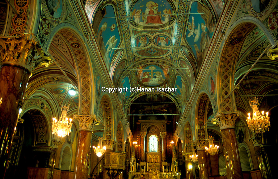 Tuekey, Izmir. Church of Saint Polycarp