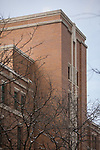 The John T. Richardson Library on DePaul University's Lincoln Park Campus February, 2018. (DePaul University/Jeff Carrion)