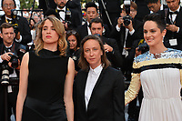 CANNES, FRANCE. May 25, 2019: Noemie Merlant, Celine Sciamma, Adele Haenel at the Palme d'Or Awards photocall at the 72nd Festival de Cannes.<br /> Picture: Paul Smith / Featureflash