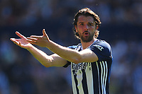 West Bromwich Albion's Jay Rodriguez<br /> <br /> Photographer Ashley Crowden/CameraSport<br /> <br /> The Premier League - West Bromwich Albion v Tottenham Hotspur - Saturday 5th May 2018 - The Hawthorns - West Bromwich<br /> <br /> World Copyright &copy; 2018 CameraSport. All rights reserved. 43 Linden Ave. Countesthorpe. Leicester. England. LE8 5PG - Tel: +44 (0) 116 277 4147 - admin@camerasport.com - www.camerasport.com