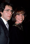 Mary Tyler Moore and husband Robert Levine,<br />1984 in New York City.