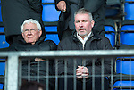 St Johnstone Academy v Manchester United Academy....17.04.15   <br /> SFA Performance Director Brian McClair<br /> Picture by Graeme Hart.<br /> Copyright Perthshire Picture Agency<br /> Tel: 01738 623350  Mobile: 07990 594431