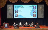 The 2016 Global AgInvesting Conference was held in the Grand Ballroom of the Waldorf Astoria Hotel in New York's Midtown Manhattan, and organized by the Highquest Partners LLC, based in Danvers, Massachussetts. The event brought investors from all over the world to enjoy the hospitality of one of the prestigious venues on the planet and network with fellow investors from the United States, Australia, Great Britain, Canada, India, and Southeast Asia. Photos taken by Minneapolis-based Commercial and Event Photographer Justin Cox.