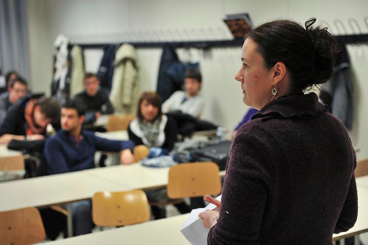 AUTO DA ABITARE con Mirella Soldati e Elisabetta Nodari, Design Workshop 2010 al Politecnico di Torino.