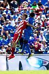 Getafe CF's Damian Suarez during La Liga match. May 05,2019. (ALTERPHOTOS/Alconada)