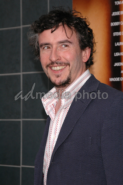 12 July 2005 - New York, New York - Steve Coogan arrives at the premier of his new film, &quot;Happy Endings&quot; at the Chelsea Clearview Theater in Manhattan.<br />