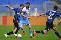 Marten De Roon of Atalanta and Luis Alberto of Lazio <br /> Roma 5-5-2019 Stadio Olimpico Football Serie A 2018/2019 SS Lazio - Atalanta <br /> Foto Andrea Staccioli / Insidefoto