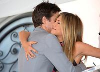 Jason Bateman &amp; Jennifer Aniston at the Hollywood Walk of Fame Star Ceremony honoring actor Jason Bateman. Los Angeles, USA 26 July 2017<br /> Picture: Paul Smith/Featureflash/SilverHub 0208 004 5359 sales@silverhubmedia.com