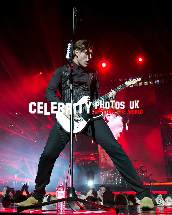 Busted live at the enting Arena  Birmingham  Friday 20th May 2016