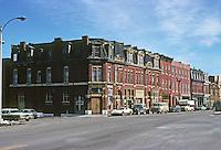 St. Louis: Corner of Park & Mississippi. Photo '77.