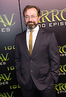 VANCOUVER, BC - OCTOBER 22: David Nykl at the 100th episode celebration for tv's Arrow at the Fairmont Pacific Rim Hotel in Vancouver, British Columbia on October 22, 2016. Credit: Michael Sean Lee/MediaPunch