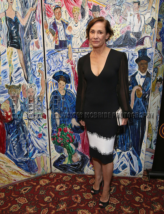 Laurie Metcalf attends the 2018 Outer Critics Circle Theatre Awards at Sardi's on May 24, 2018 in New York City.