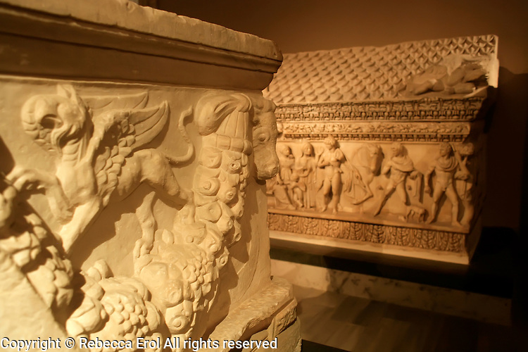 The Archaeological Museum in Istanbul, Turkey