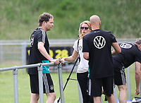 (Assistenz)Trainer Marcus Sorg (Deutschland Germany) kommt zum Training - 03.06.2019: Trainingslager der Deutschen Nationalmannschaft zur EM-Qualifikation in Venlo/NL