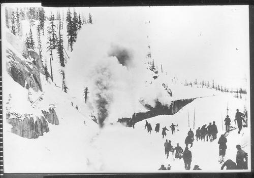 CM rotary snowplow<br /> Colorado Midland
