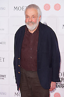 Mike Leigh arriving for the Moet British Independent Film Awards 2014, London. 07/12/2014 Picture by: Alexandra Glen / Featureflash