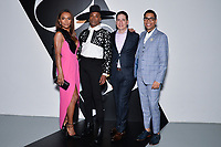 "NEW YORK - JUNE 5: Janet Mock, Billy Porter, Eric Schrier and Steven Canals attend the party at Center415 following the season 2 premiere of FX's ""Pose"" presented by FX Networks, Fox 21, and FX Productions on June 5, 2019 in New York City. (Photo by Anthony Behar/FX/PictureGroup)"