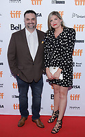 "TORONTO, ONTARIO - SEPTEMBER 07: Kate Garwood - Bradley Pilz attends the ""Seberg"" premiere during the 2019 Toronto International Film Festival at Ryerson Theatre on September 07, 2019 in Toronto, Canada.    <br /> CAP/MPI/IS<br /> ©IS/MPI/Capital Pictures"