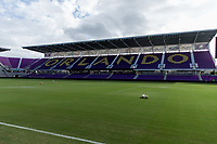 Orlando, FL - Wednesday October 4, 2017: The USMNT train in preparation for their 2018 FIFA World Cup qualifying match versus Panama at Orlando City Stadium.