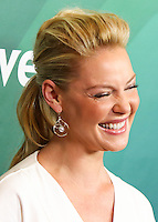 BEVERLY HILLS, CA, USA - JULY 13: Actress Katherine Heigl arrives at the NBCUniversal Summer TCA Tour 2014 - Day 1 held at the Beverly Hilton Hotel on July 13, 2014 in Beverly Hills, California, United States. (Photo by Xavier Collin/Celebrity Monitor)