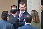 King Felipe VI of Spain during to National Sport Awards 2016 at El Pardo Palace in Madrid , Spain. February 19, 2018. (ALTERPHOTOS/Borja B.Hojas)