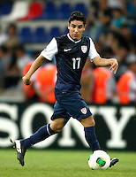 USA's Daniel Garcia during their FIFA U-20 World Cup Turkey 2013 Group Stage Group A soccer match Ghana betwen USA at the Kadir Has stadium in Kayseri on June 27, 2013. Photo by Aykut AKICI/isiphotos.com