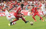 América igualó como local 1-1 ante Cúcuta Deportivo, pero clasificó a los cuadrangulares finales. Fecha 16 (vuelta) Torneo Águila 2016.