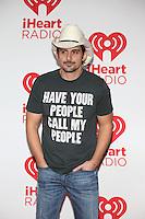 LAS VEGAS, NV - September 22:Brad Paisley  pictured at iHeart Radio Music Festival at MGM Grand Resort on September 22, 2012 in Las Vegas, Nevada. &copy; Kabik/ Starlitepics / MediaPunch Inc /NortePhoto<br /> <br /> **Solo*venta*en*Mexico*<br /> <br /> **CREDITO*OBLIGATORIO** *No*Venta*A*Terceros*<br /> *No*Sale*So*third*...