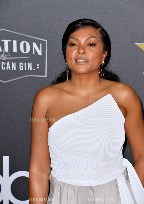 LOS ANGELES, CA. November 04, 2018: Taraji P. Henson  at the 22nd Annual Hollywood Film Awards at the Beverly Hilton Hotel.<br /> Picture: Paul Smith/Featureflash