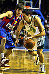 Regal FC Barcelona vs Panathinaikos: 83-82 - Euroleague 2010/11 - Playoffs - Game: 1