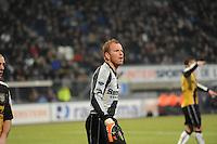 VOETBAL: SC HEERENVEEN: Abe Lenstra Stadion, 17-02-2012, SC-Heerenveen-NAC, Eredivisie, Eindstand 1-0, Jelle ten Rouwelaar, ©foto: Martin de Jong.