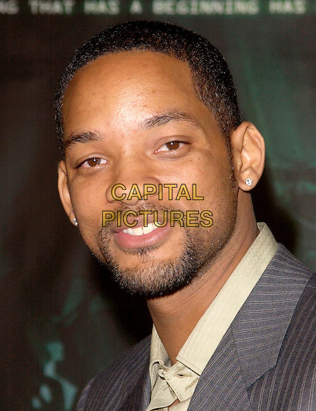 WILL SMITH.attends the Warner Brothers L.A. Premiere of The Matrix Revolutions held at The Walt Disney Concert Hall. .portrait, headshot .www.capitalpictures.com.sales@capitalpictures.com.©Capital Pictures.