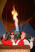 20170331 31 March Hot Air Balloon Cairns